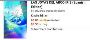 CUENTO LAS JOYAS DEL ARCO IRIS