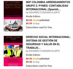 NIIF Y DERECHO SOCIAL