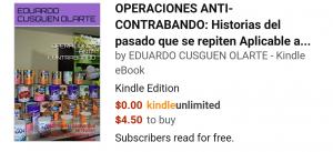 OPERACIONES ANTICONTRABANDO